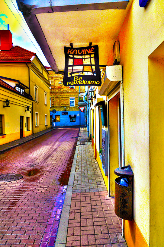 Colors of the Street